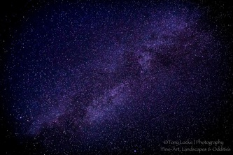 Milky Way by Tony Locke
